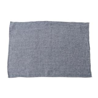 LINGE PARTICULIER DISH/HAND TOWEL 55X80CM BLUE CHAMBRAY