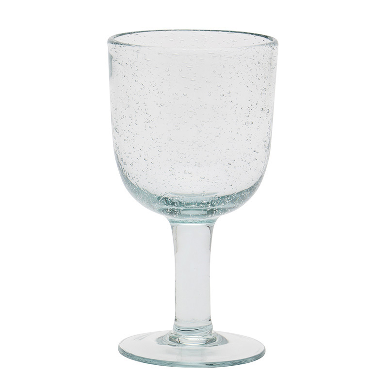 SERAX/RED WINE GLASS PASCALE D8.5 H15.5