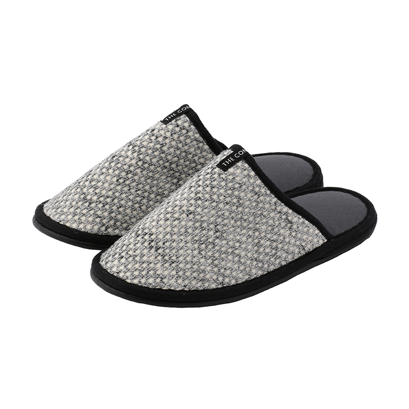 ORIGINAL TRUNKKNIT SLIPPERS GRAY M