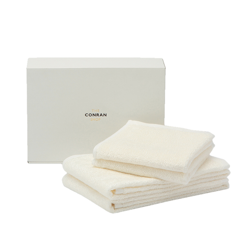 SILK TOWEL SET