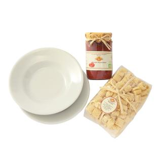 GOURMET SET (WITH PLATE)