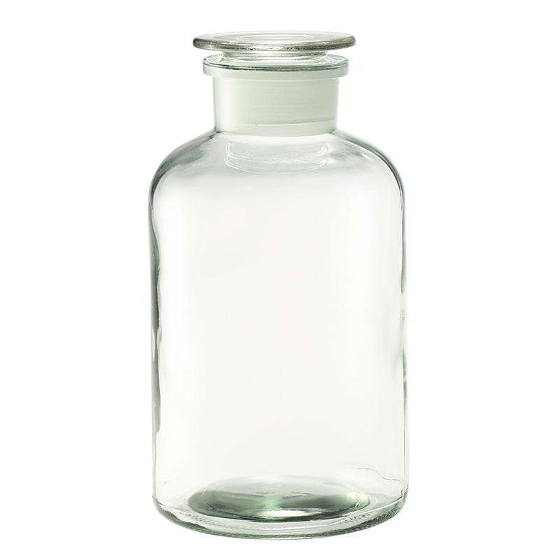 APOTHECARY BOTTLE 2.0 CLEAR