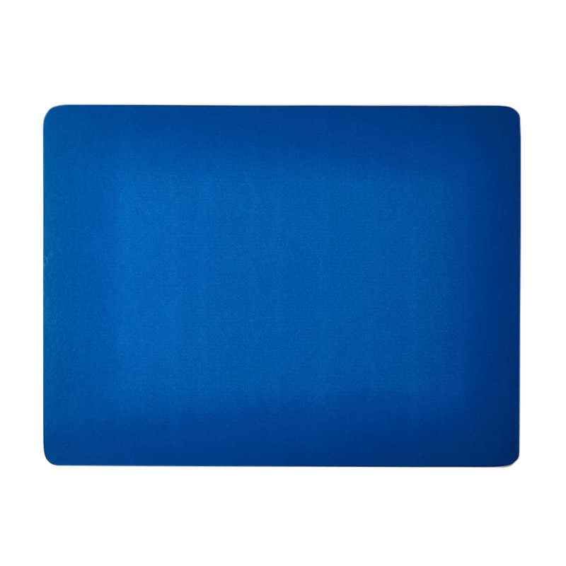 COLOURED PLACEMAT BLUE 28.5X22