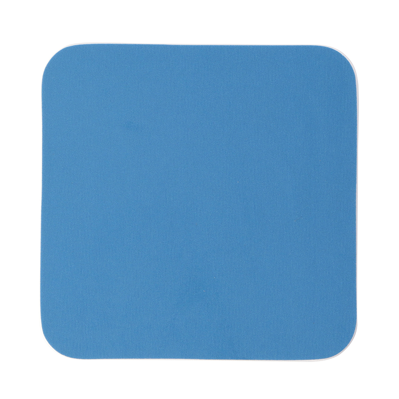 SQUARE COASTER BLUE 10X10