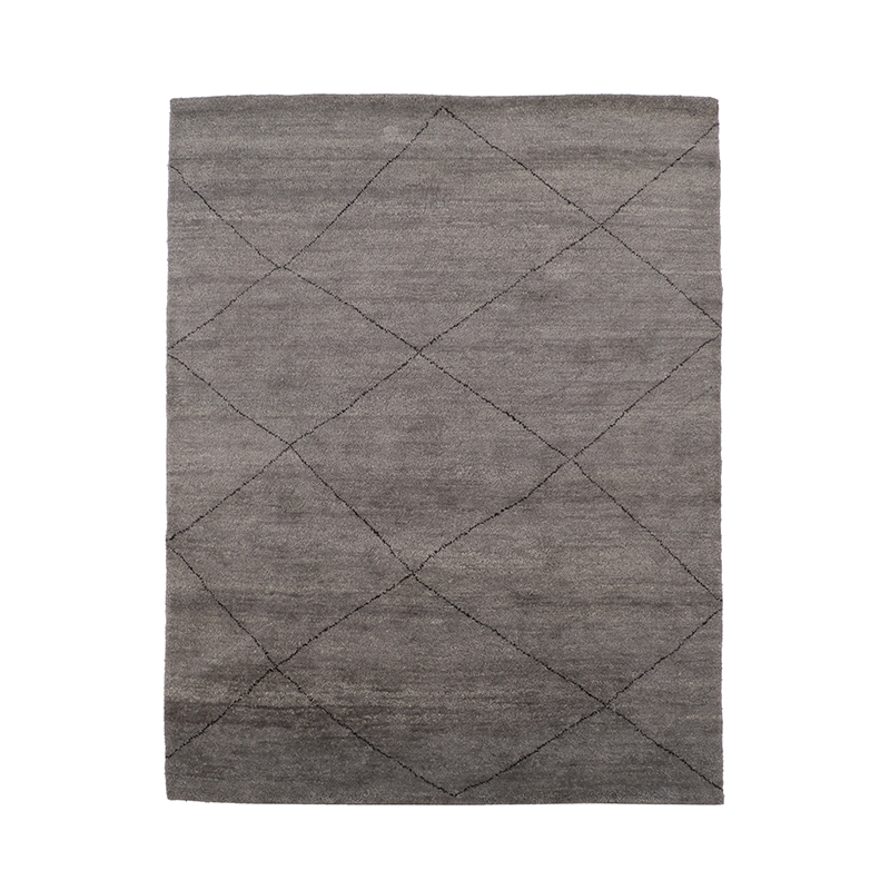 DIAMOND BERBER GREY 170X240