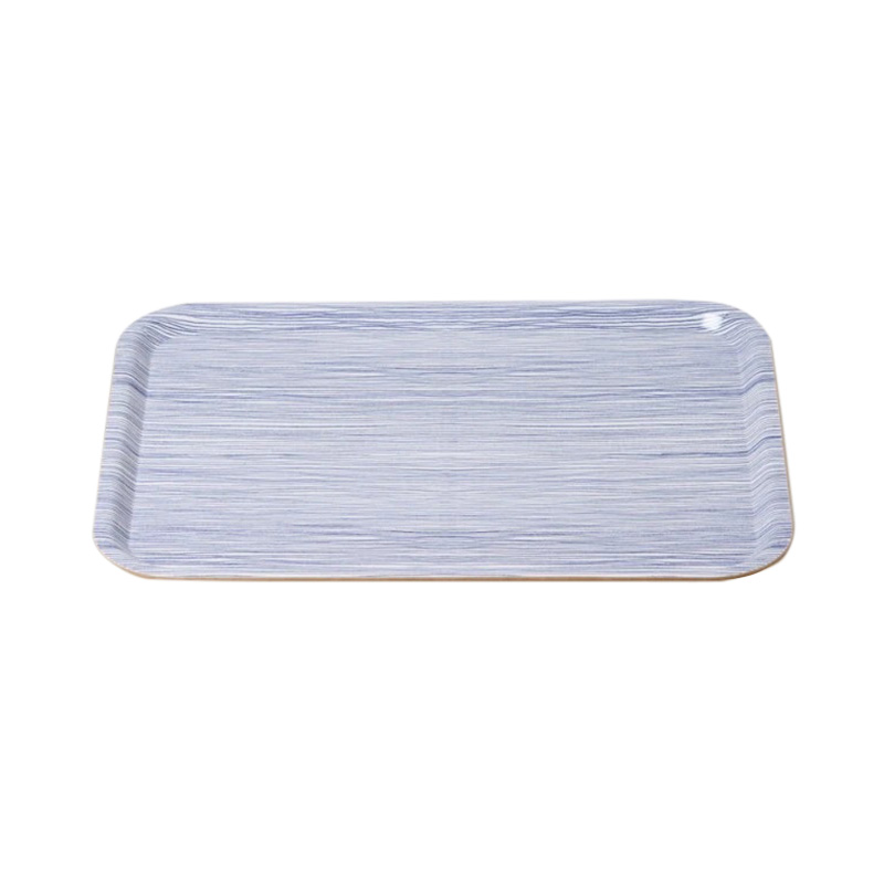 F.P/BLUE LINE TRAY LARGE 46X34CM