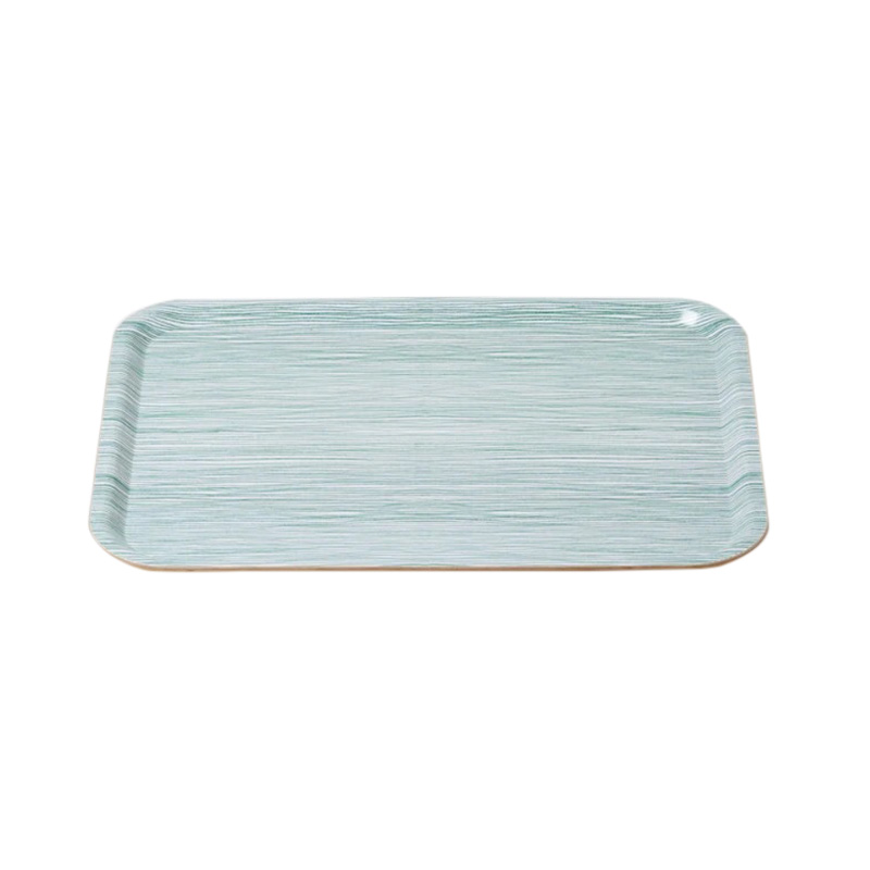 F.P/GREEN LINE TRAY LARGE 46X34CM