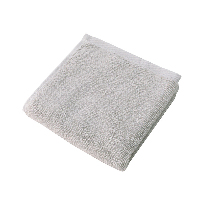 CONRAN ORIGINAL HAND TOWEL 34X35 ICE GREY