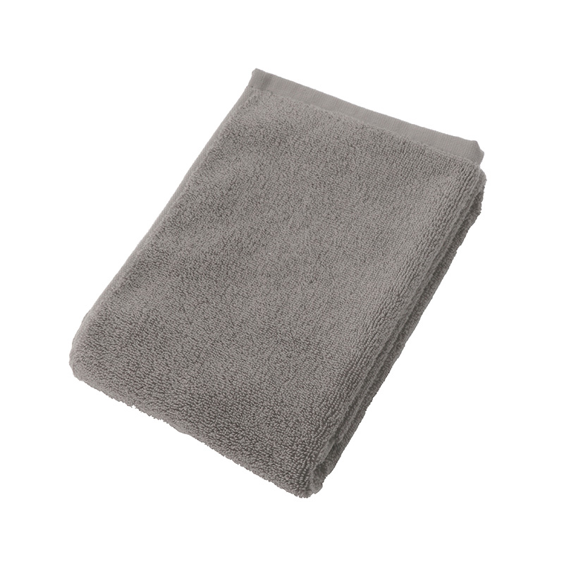 CONRAN ORIGINAL FACE TOWEL 34X80 DARK GREY