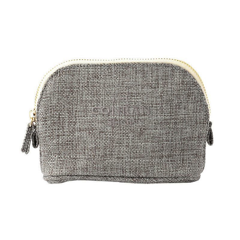 CONRAN ORIGINAL OVAL POUCH GREY S
