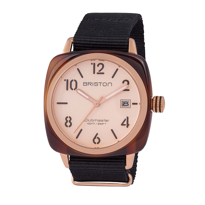 BRISTON HMS DATE ROSE GOLD