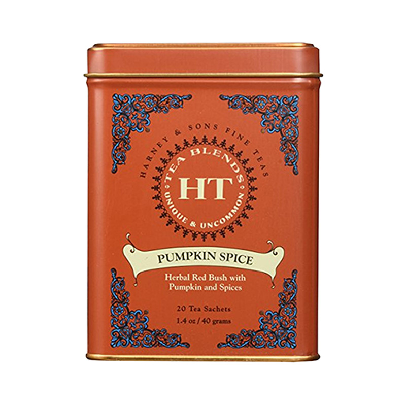 HARNEY&SONS HT CAN PUMPKIN SPICE