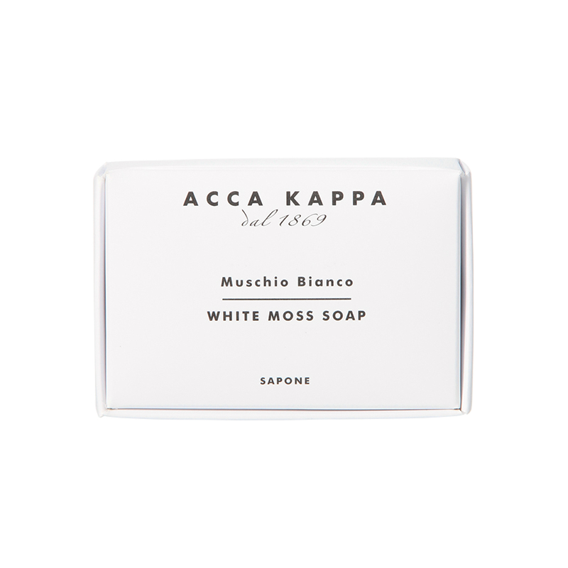 ACCA KAPPA WHITEMOSS SOAP 100GR