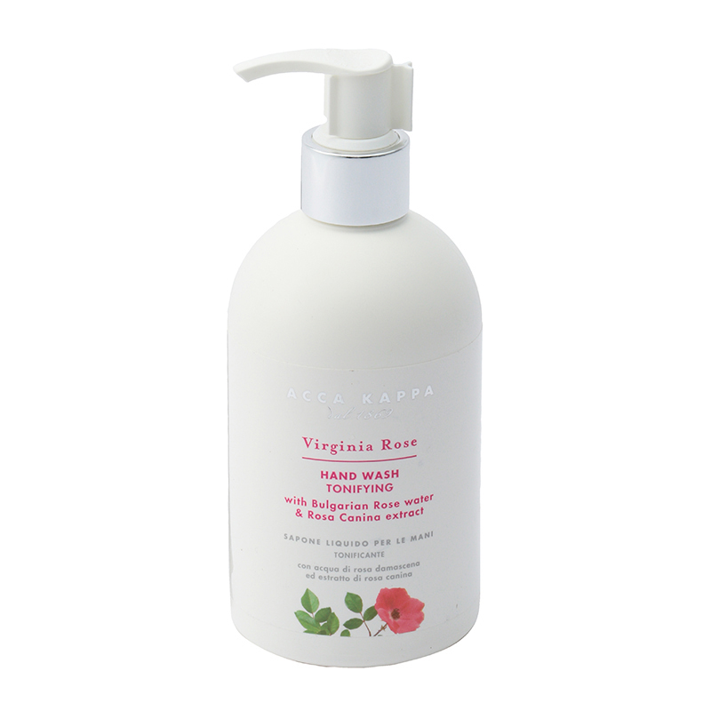ACCA KAPPA ROSE HAND WASH 300ML