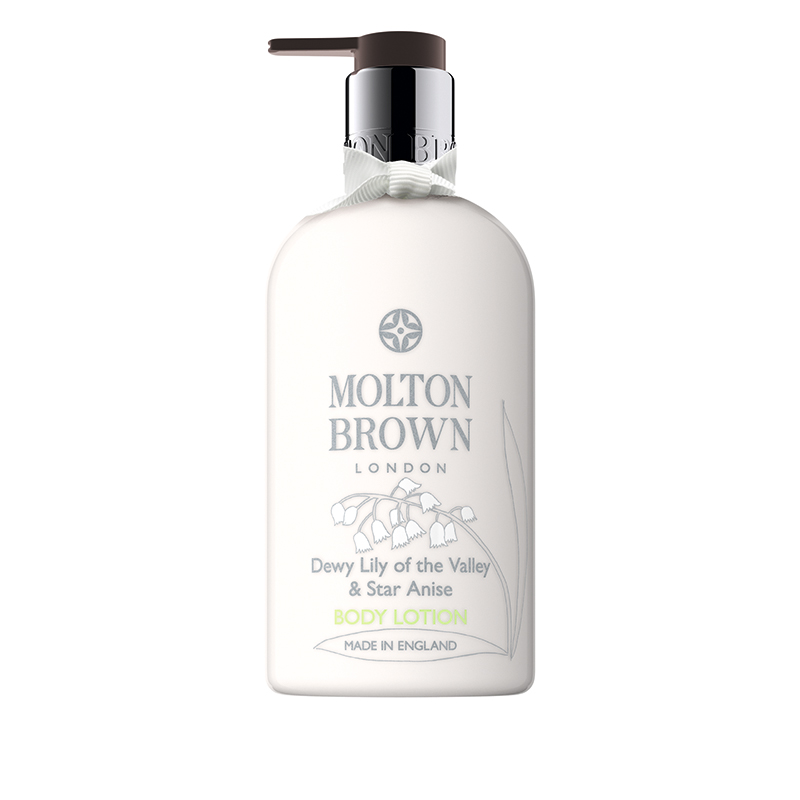 MOLTON BROWN DEWY LILY OF THE VALLEY BODY LOTION