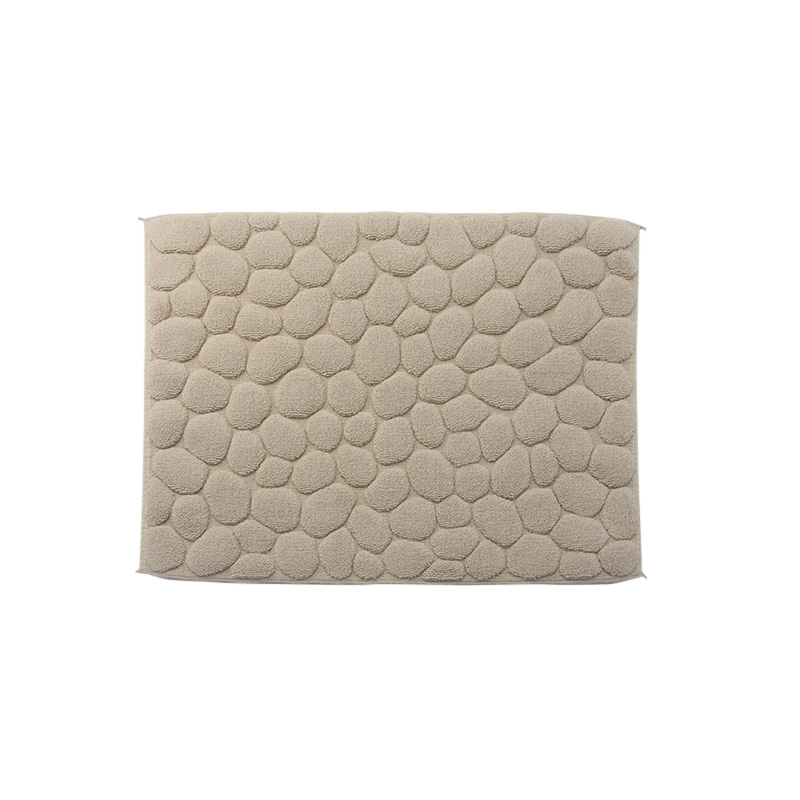 KOISHI MINI BATHMAT LIGHT GREY
