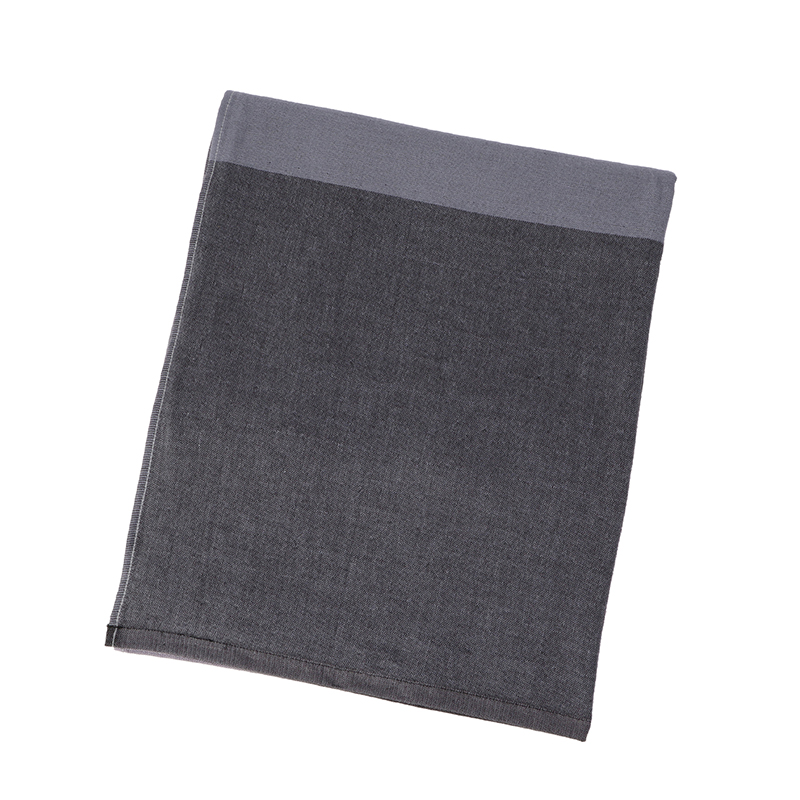 5TREES DIVISION8 BATHTOWEL63×130 CHACOLE GRAY