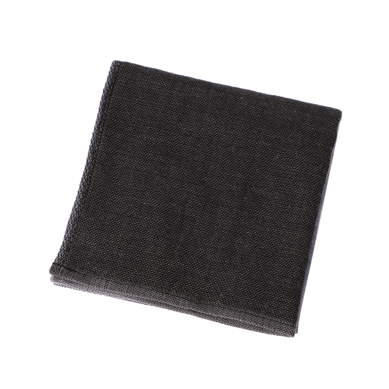 5TREES DIVISION8 MINI TOWEL25×25 CHARCOAL GRAY