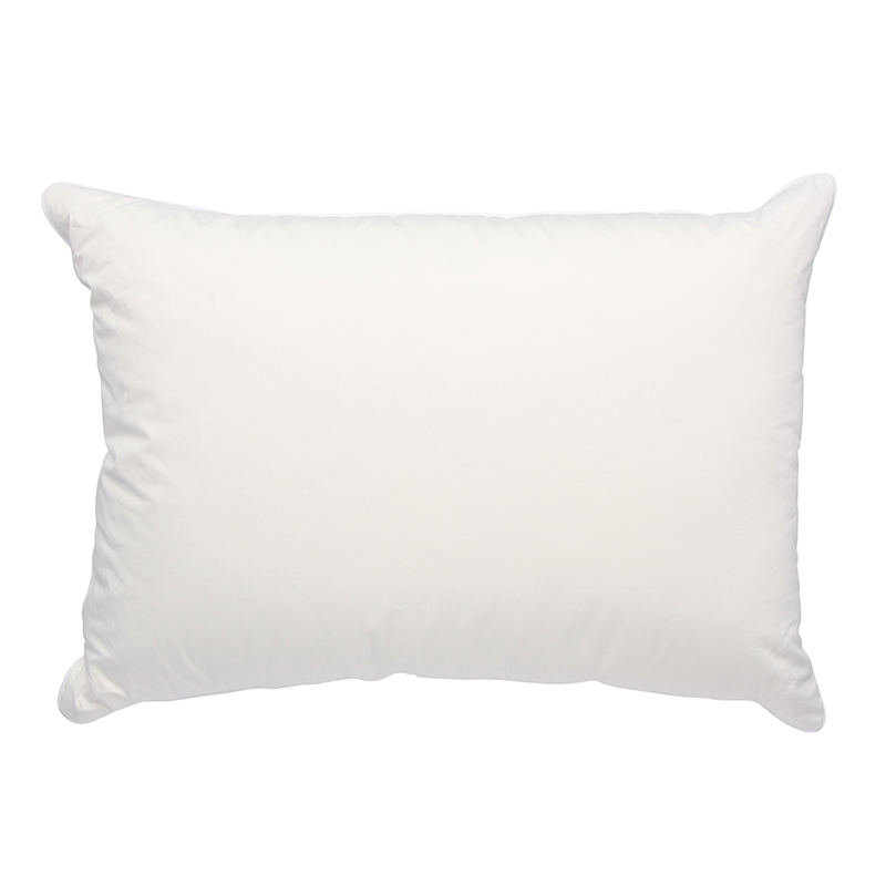 ORIGINAL DOWN PILLOW IN TICKING BAG
