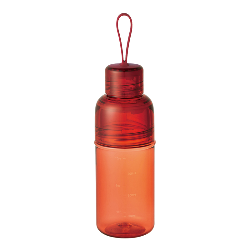 KINTO WORKOUT BOTTLE 480ML RED