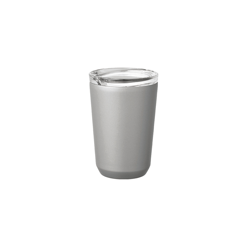 KINTO TO GO TUMBLER 360ML SILVER