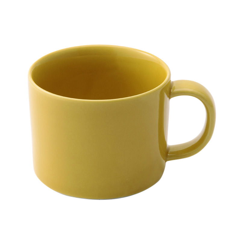 COMMON SOUP MUG YELLOW 13265