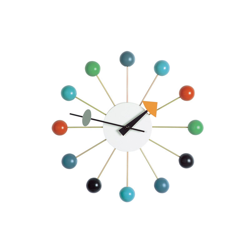 BALL CLOCK Multi