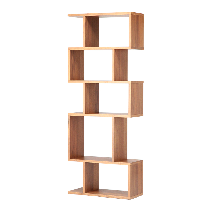 BALANCE ALCOVE SHELVES WALNUT