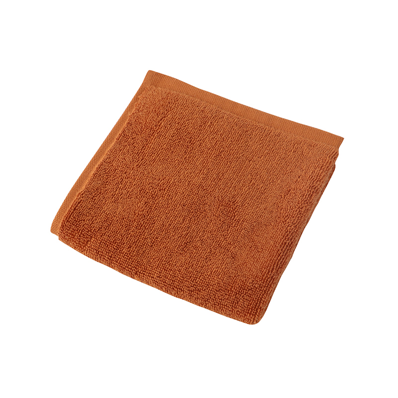 CONRAN ORIGINAL HAND TOWEL RUSTY ORANGE