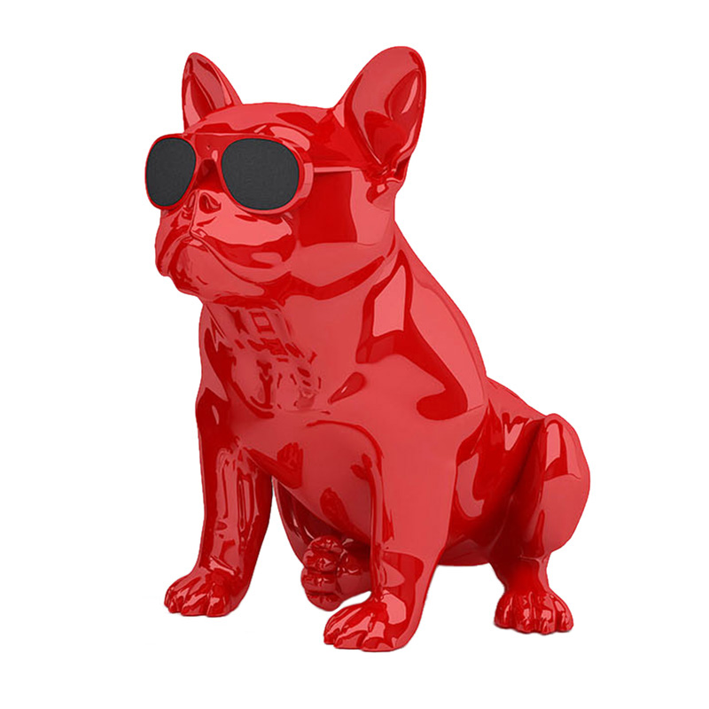 MUSICLIFE AEROBULL HD1 GLOSSY RED