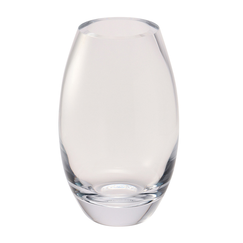 LSA VERONA VASE 30CM CLEAR GLASS