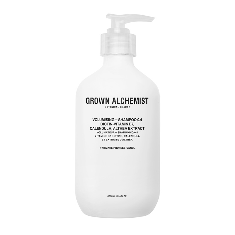 GROWN ALCHEMIST/VOLUMISE 0.4/VL SHAMPOO 500ML