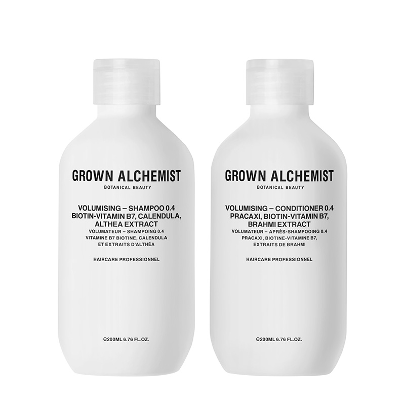 GROWN ALCHEMIST/VOLUMISE 0.4/VL TWIN SET
