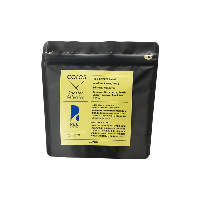 CORES TAOKA COFFEE GLINDED 100G