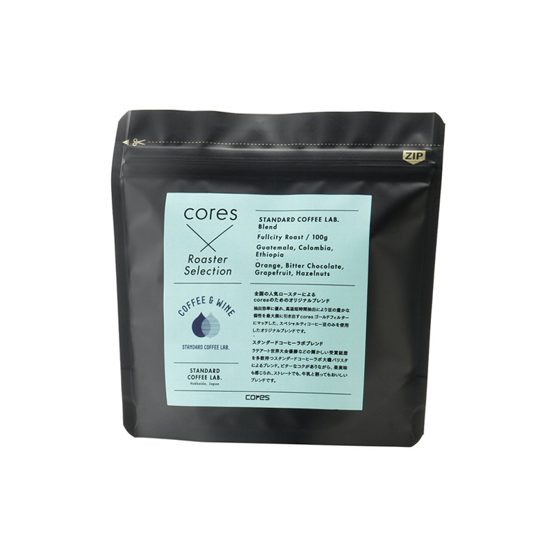 CORES STANDARD COFFEE LABO GLINDED 100G