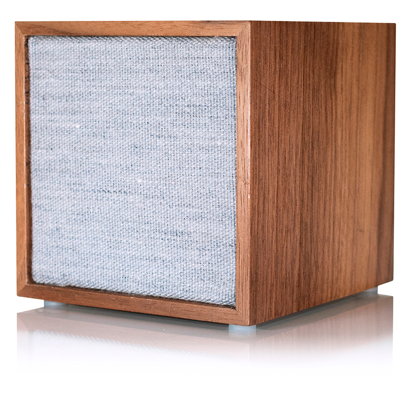 TIVOLI ART CUBE WALNUT/GREY
