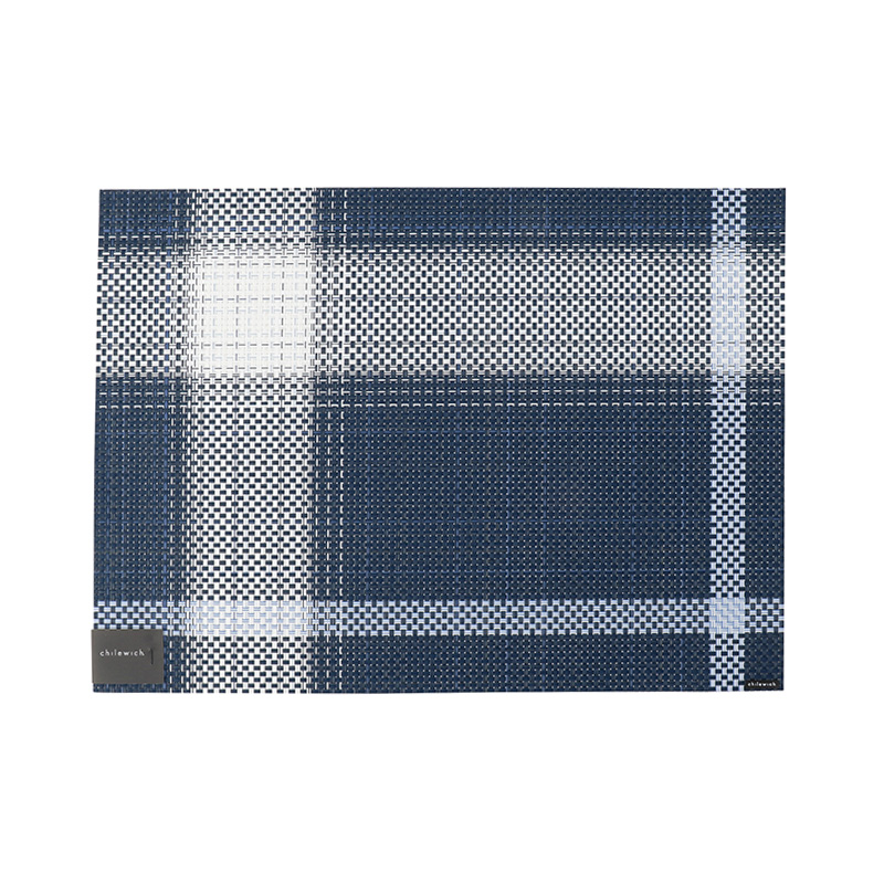 CHILEWICH BEAM PLACEMAT MIDNIGHT