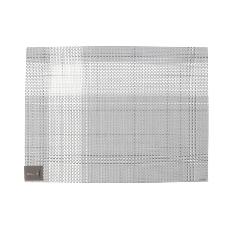 CHILEWICH BEAM PLACEMAT SHADOW