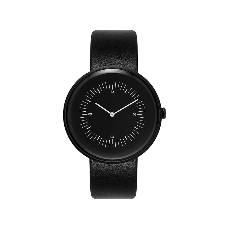 NOMAD WATCH INLINE BLACK BLACK BLACK