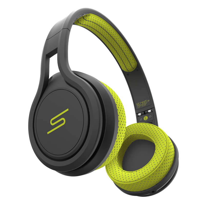 SALE SMS ON EAR SPORTS YELLOW