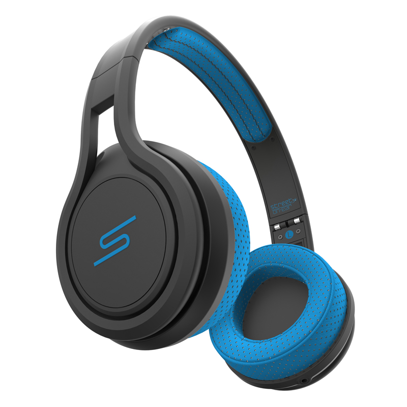 SALE SMS ON EAR SPORTS BLUE