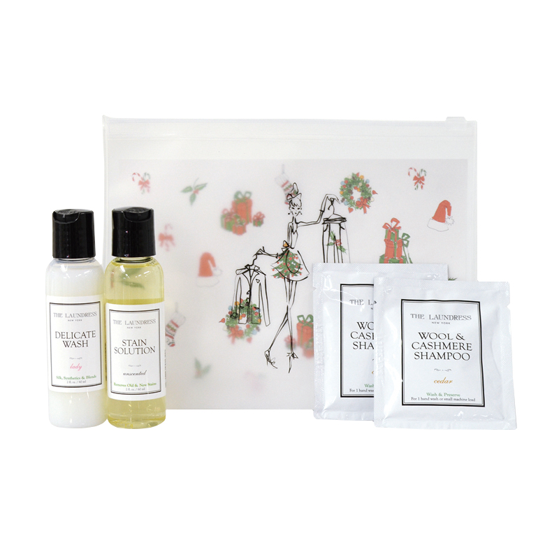 THE  LAUNDRESS 2018 HOLIDAY SET STAIN