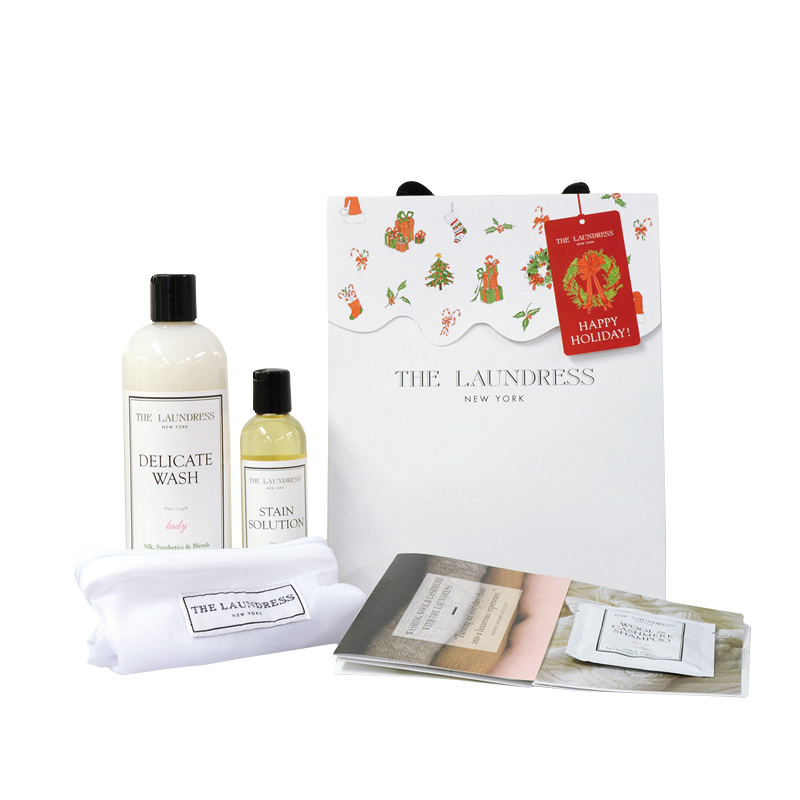 THE  LAUNDRESS 2018 HOLIDAY SET DELICATE