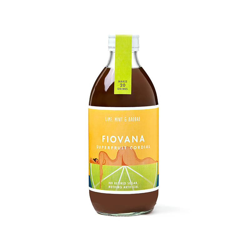 FIOVANA CORDIAL LIME MINT & BAOBAB