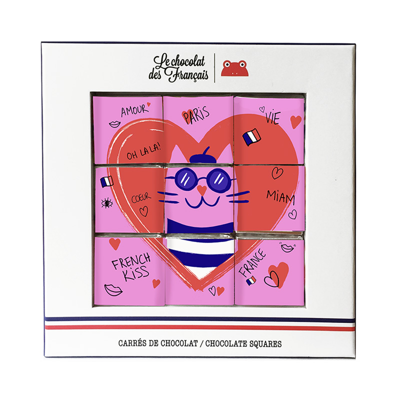 LCDF VALENTINE COLLECTION S.BOX  9PCS