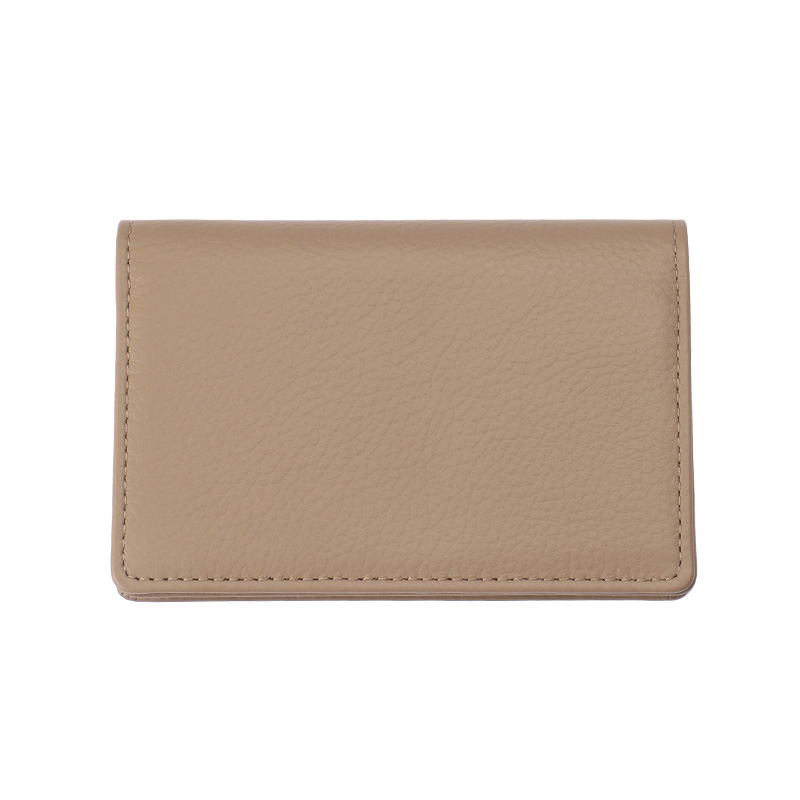 THE CONRAN SHOP ORIGINAL BUSINESS CARDCASE CLAYBROWN PINK
