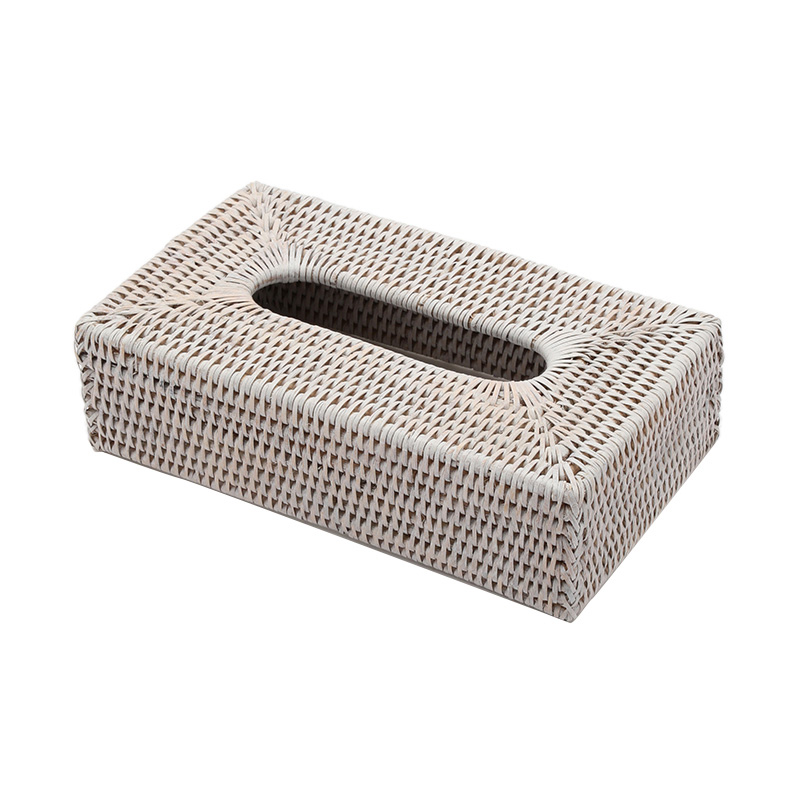 BAOLGI/TISSUE BOX JAPAN(SLIM) WHITE