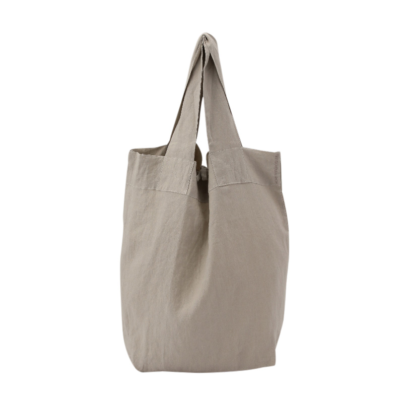 ORIGINAL LINEN MARCHE BAG GREY L