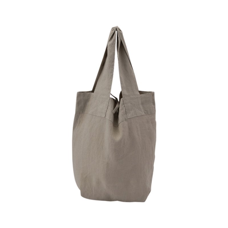 ORIGINAL LINEN MARCHE BAG GREY M