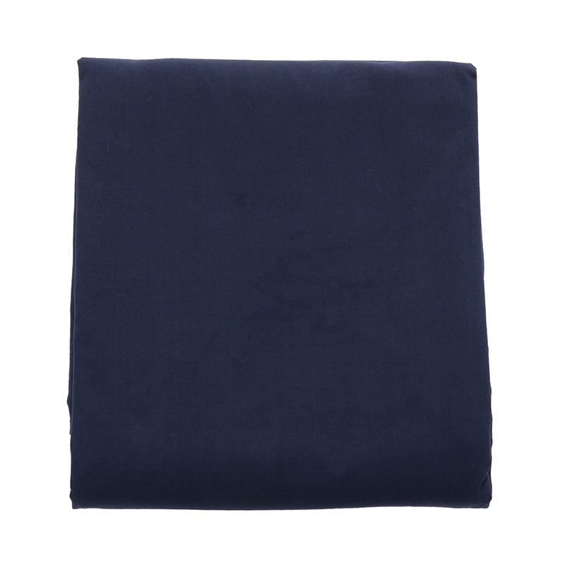 COTTON STONEWASH DUVET COVER K NAVY
